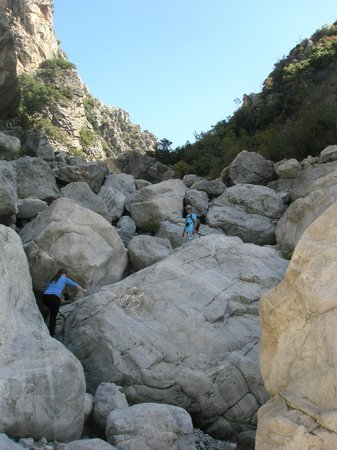 Hotel Faraggi: In the Viros Gorge