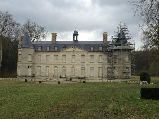 Le Domaine du Château : Château de Verderonne
