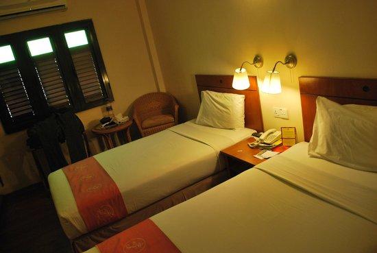 Hotel Puri : Superior Double room