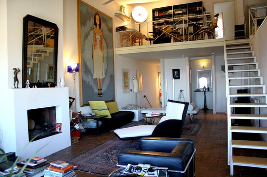 B&B Galleria Turchi: soggiorno