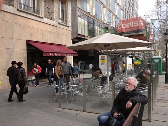La Baguetina Catalana : non andateci!!!