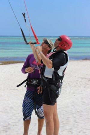 Club Med Punta Cana: Le club de Kite