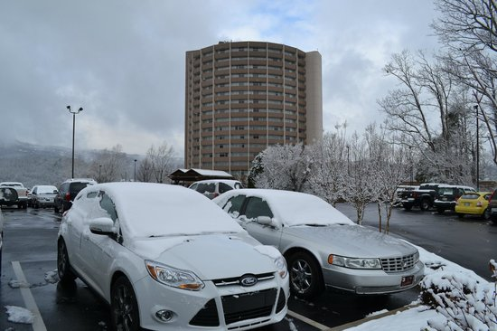 Park Vista - DoubleTree by Hilton Hotel - Gatlinburg - TEMPORARILY CLOSED: Park Vista, Feb 2013