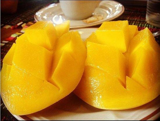 Milflores de Boracay : breakfast
