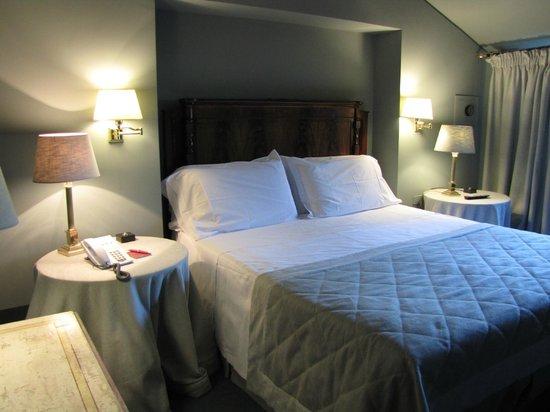 Residenza di Ripetta: slaapkamer