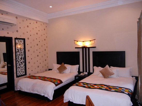 Jonker Boutique Hotel: Clean and comfortable room.