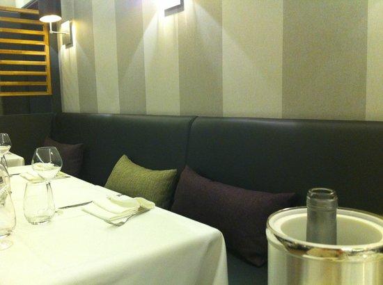 Le Robinson: Ambiance de la salle à manger