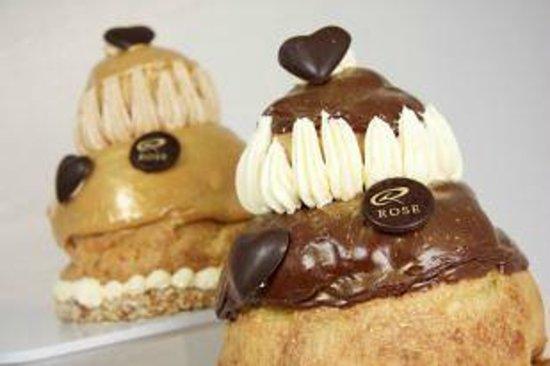 Boulangerie Rose: La Religieuse Géante
