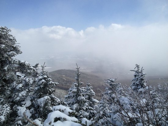 Smugglers' Notch Resort: Top of the mountain