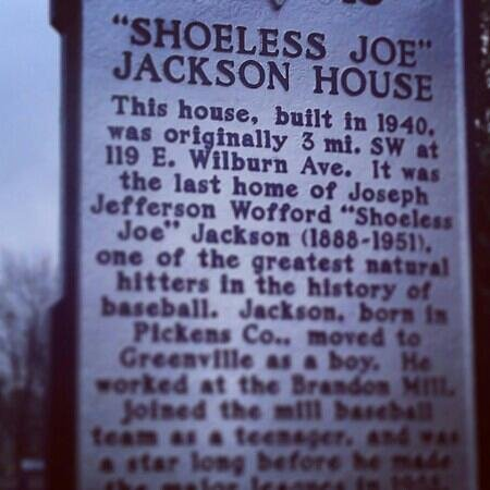 写真Shoeless Joe Jackson Museum枚