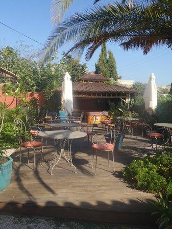 Hôtel Villa Florida : vue extérieure5