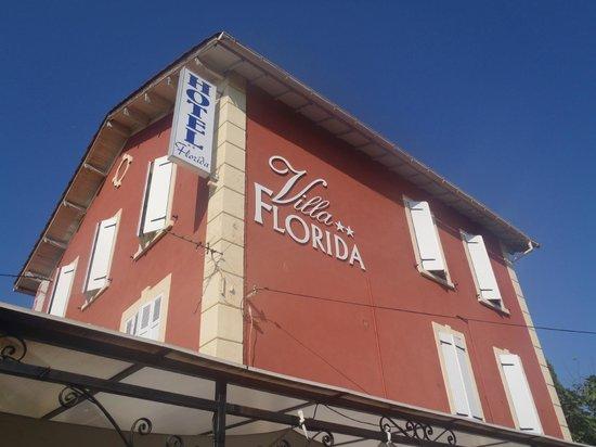 Hôtel Villa Florida : vue extérieure2