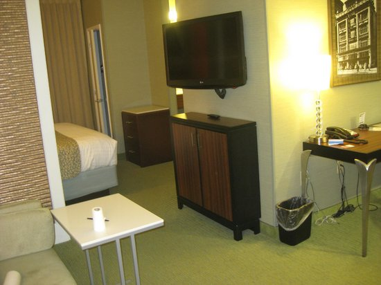 SpringHill Suites Memphis Downtown: Room 315