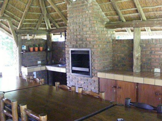 Selati 103 Guest Cottages: Super plek voor BBQ