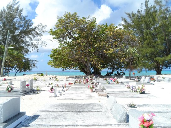 Cemetery Beach And Reef Cementry