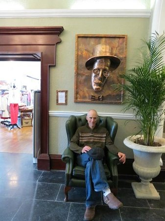 Blarney Hotel Lobby