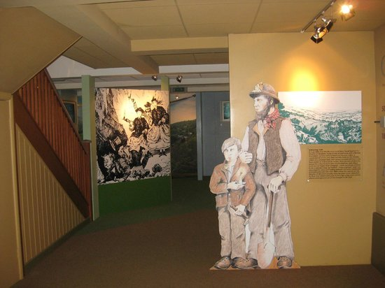 Heights of Abraham: Inside the Visitor Centre