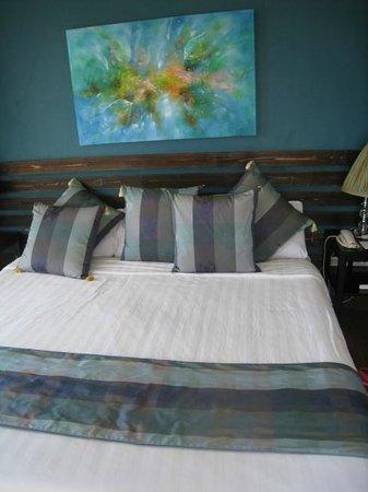 โรงแรม โซฟเฟีย โบราเคย์: BED