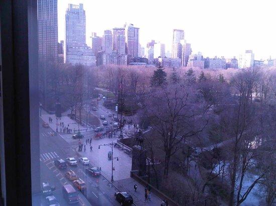 โรงแรมเดอะเฮมสเลย์พาร์คเลน: Amazing views