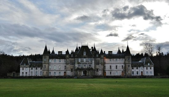 Falkirk, UK: Callendar House