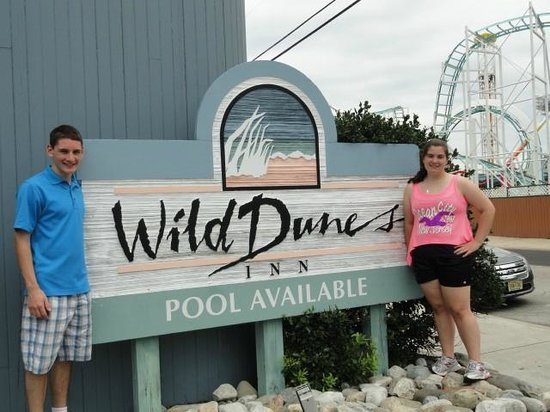 Wild Dunes Inn: Wild Dunes Vacation July 2012