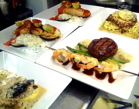 Esinn Selections From Our Friday Night Prix Fixe Special Gourmet Four Course
