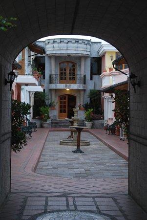 Hosteria Rincon de Puembo: Rincon de Puembo Rooms