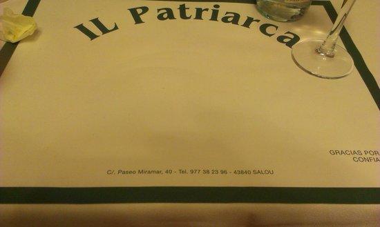 Restaurante Patriarca