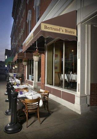 Bertrand S Bistro Erie Menu Prices Amp Restaurant