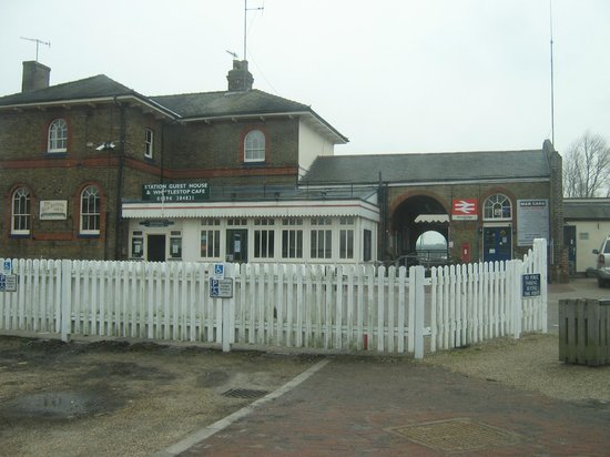 Woodbridge Station Guest House: woodbridge