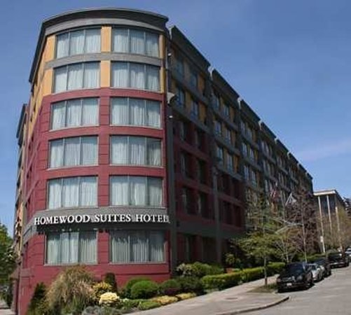 Homewood Suites by Hilton Seattle Downtown: homewood suites in downtown Seattle.