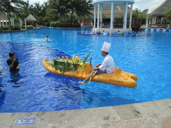 Now Sapphire Riviera Cancun Resort Spa