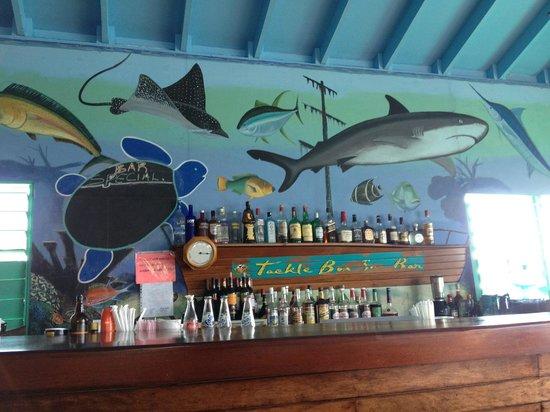 Tranquility Bay Resort: the BAR