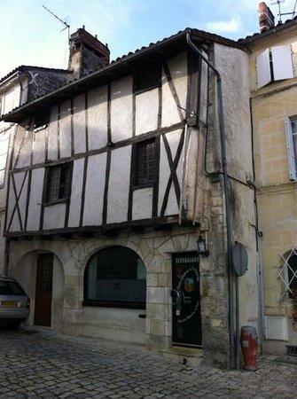 Le Bistrot de Claode dans le Vieux Cognac