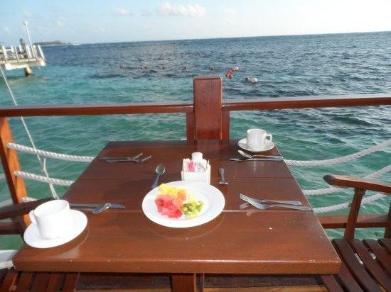 """Decameron Los Delfines: Restaurant del hotel """"El muelle"""""""