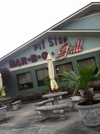 Pit Stop Bbq Grill Tifton Menu Prices Restaurant