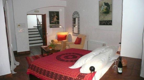 Hotel Los Castanos: Ensuite luxury