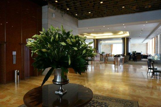 Leonardo Plaza Hotel Jerusalem: Холл отеля