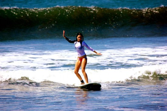 Rise Up Surf Tours Nicaragua: Example of surf/photos from Oscar you'll get!!!!!!