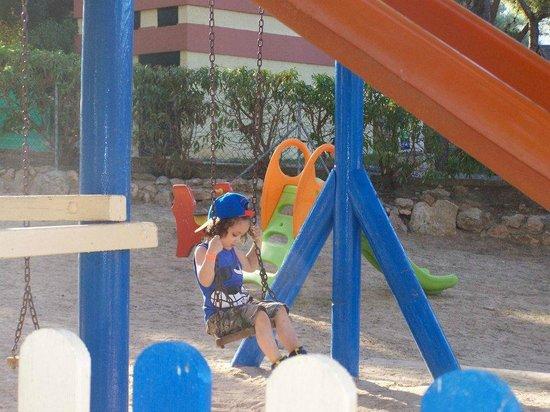 Sun Club El Dorado: Playground