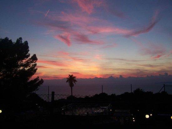 Sun Club El Dorado: View from our apartment