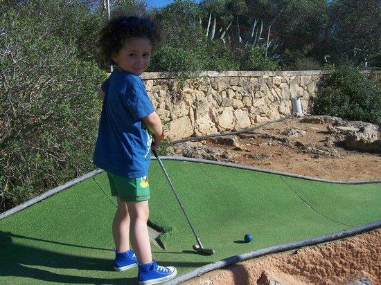 Sun Club El Dorado: Crazy Golf