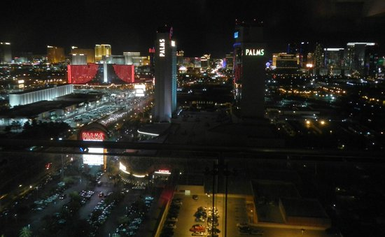 Palms Place Hotel and Spa: View from 30-310