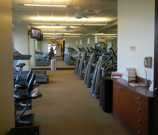 Palms Place Hotel and Spa: Cardio center