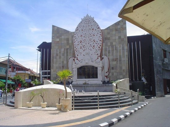 White Rose Kuta Resort, Villas & Spa: Bali Bombing Memorial