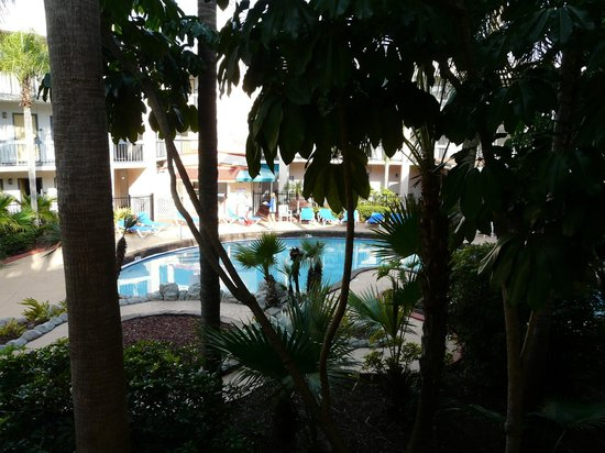 Pileta Picture Of Baymont Inn Suites Tampa Near Busch Gardens Tampa Tripadvisor