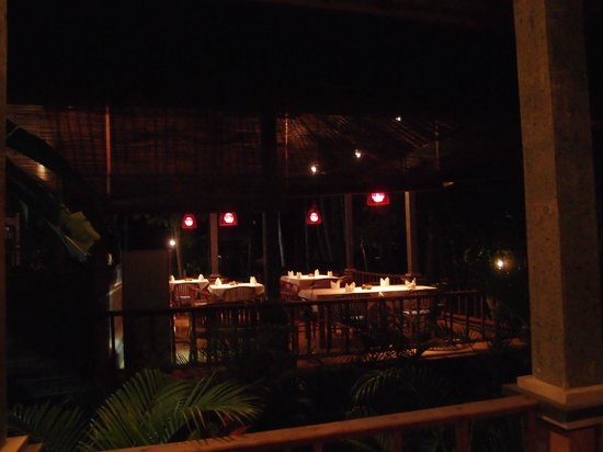 Bali Bhuana Beach Cottages: restaurant