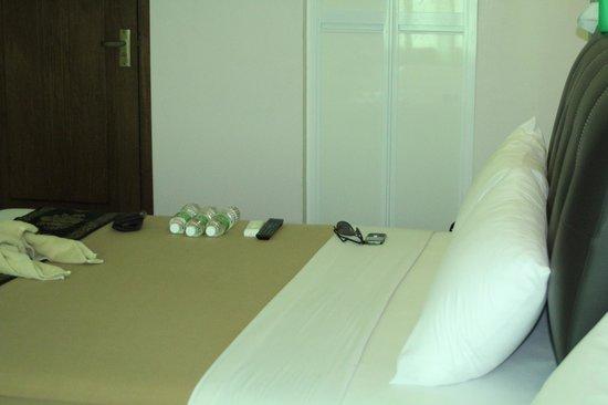 V'la Park Hotel: Deluxe-Zimmer