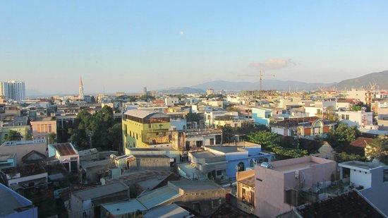 Saigon Quy Nhon Hotel: Autre vue de notre chambre