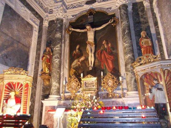 Cathedrale Sainte-Reparate: cattedrale santa reparata - cappella della santa